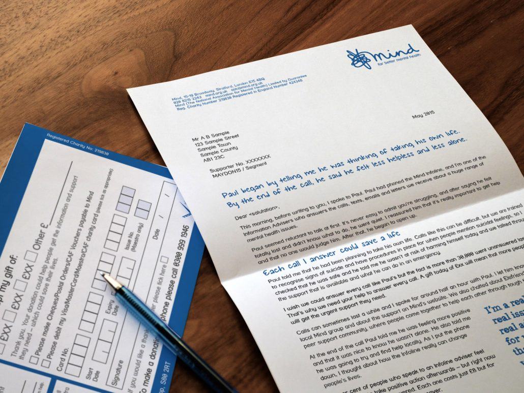 How To Follow Up On Your Direct Mail Appeal Letter Hire A Cfre
